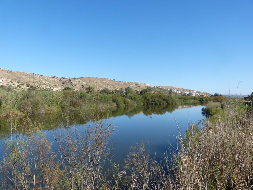ZonaEstudioClimatique.Rio Massa.Agadir. Marruecos